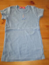 Tee-shirt Bleu,MC,T8ans,marque Mini Couette,en TBE