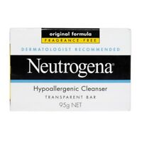 Neutrogena Soap Hypo Allergenic 95G