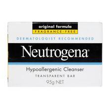 Neutrogena Soap Hypo Allergenic 95G
