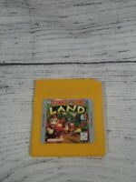 Donkey Kong Land Nintendo Gameboy Cart Only Authentic TESTED