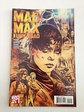 MAD MAX FURY ROAD Furiosa VERTIGO Second PRINT Comic Book