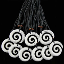 Lot 12pcs Cool hook Maori The koru Pendant Necklace