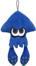 New Little Buddy Splatoon Plush Series (1435) Dark Blue Inkling Squid Plush
