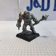 Game Workshop Citadel Miniatures Dungeonquest Ironfist The Mighty Gladiator OOP