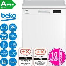 Beko A+++ Stand Geschirrspüler 60 cm Unterbaufähig Geschirr Spülmaschine AutoTab