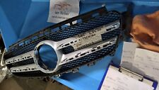 GENUINE MERCEDES E CLASS 2016 - FRONT GRILL WITH INSERT A2138880160 & 0123