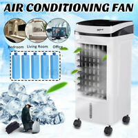 220V Portable Air Conditioner Conditioning Cooling Cooler Fan Humidifier RC