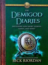 The Demigod Diaries by Rick Riordan-Fantasy-Adventure-Action-Disney Hyperion Bks