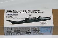 Orange Hobby 1/700 082 USS Newport class LST-1179 tank landing ship Resin