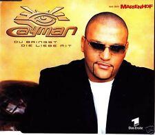 Ayman - Du Bringst Die Liebe Mit *MS-CD*NEU*