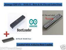 ATMEGA328P-PU Microcontroller/ ARDUINO UNO R3 Bootloader,IC Label/ IC Base Free