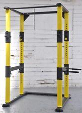 NEW ARRIVAL DR002 eSPORT PREMIUM GARAGE GYM FULL RACK Light COMMERCIAL GRADE