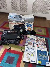 Sega Master System 2 With Games