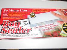 HEAT SEALER SEALING STAY FRESH FREEZER FOOD STORAGE BAG PACKAGE KITCHEN TOOL NEW