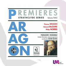 Mcguire / Pargon Ensemble - Paragon Premieres V2 [New CD] Jewel Case Packaging