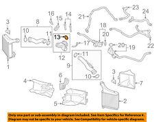 PORSCHE OEM Cayenne Turbo Turbocharger Intercooler-Distributor O-Ring N91017101