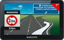 "Snooper DVB S8100 Ventura PRO Camper&Caravan Navigation 7"" Europa Lifetime Maps"