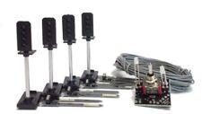 More details for train tech sensor signal starter pack - 4 aspect ho/oo gauge ttssp1