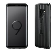 Genuine Samsung Galaxy S9 Protective Standing Cover Case - Black