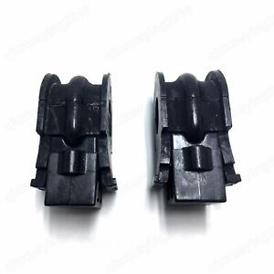 2x Front Stabilizer Sway Bar Bushing Kit For Nissan X-Trail Qashqai 54613-JG02A