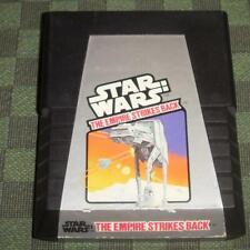 JOUEZ PLUS VITE avec le NTSC de STAR WARS the EMPIRE STRIKES BACK Atari 2600 VCS