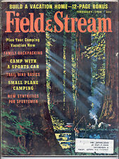2/1966 Field and Stream Magazine