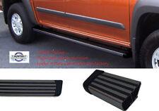 Fit 04-14 Ford F-150 Regular Cab Running Boards Side Step Nerf Bars Black