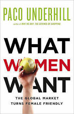 What Women Want: The Global Market Turns Female Friendly-ExLibrary