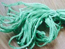 Vintage Style Chenille Wire for Millinery Veiling Brand New 1 metre Bright Green