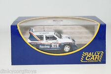 . IXO RALLY CAR MG METRO 6R4 RAC RALLY 1985 POND ARTHUR MINT BOXED