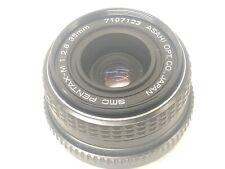 Pentax-M 35mm F2.8 SMC PK Mount Manual Focus Lens