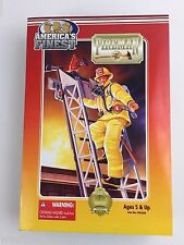 "21st Century Toys 1/6th Scale(12"" Figure) Fireman Action Figure"