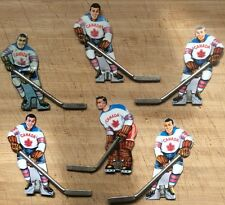 1959 Stiga Tin Table Hockey Players - Team Canada