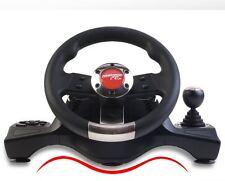 [JOYTRON] Power Racer 270DX Wheel PS2/PS3/PC Compatible Consoles Upgrade Version
