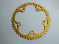 Sugino 48t x 110mm 5-Bolt Mountain Outer Chainring Anodized Gold