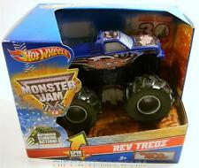 MECHANICAL MISCHIEF 30TH TRUCK MONSTER JAM REV TREDZ TRUCK HOT WHEELS RARE