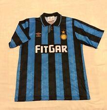 Maglia FC INTER 1991 - 1992 UMBRO Fitgar