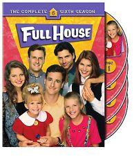 Full House: Season Series 6 DVD R4 New