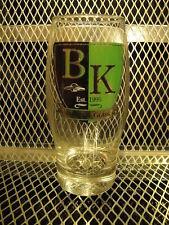 BEERKNURD CREST OFFICIAL GLASS ~ FLYING SAUCER Draught Emporium ~ Beer Glass H