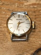 Vintage Seiko Ladies Mechanical Watch ~17 Jewels ~VGC (H)