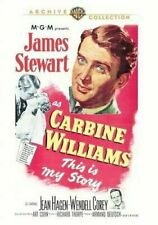 Carbine Williams 0883316126318 With James Stewart DVD Region 1