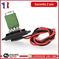 Module de resistance chauffage Rhéostat Renault Senic ll = 7701207876