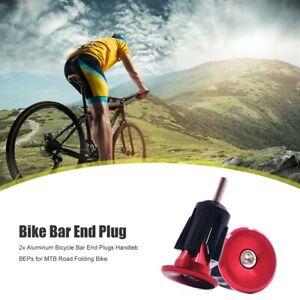 Accessories Bicycle Grips Plugs Handle Bar Plug Bar End Cap Handlebar Caps
