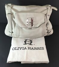 Olivia Harris Purse Shoulder Bag Leather Dust Bag