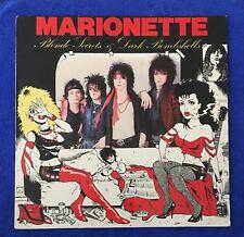 MARIONETTE BLONDE SECRETS DARK BOMBSHELLS - HMR LP 38 - Vinyl, LP, Album