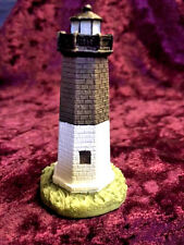 Point Judith Lighthouse Figurine - Nautical