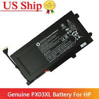 OEM Genuine PX03XL Battery HP Envy 14 14-K010US 14-K027CL Sleekbook 715050-001