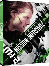 Mission Impossible 2 Steelbook Blu Ray