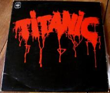 TITANIC LP FIRST / CBS SPAIN 1971 / ROCK PROGRESSIF
