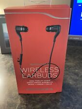Plantronics BackBeat Go 2 Wireless Hi-Fi Earbud Headphones - Black